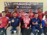 Launching Kelas Binaan Yamaha Jurusan TBSM