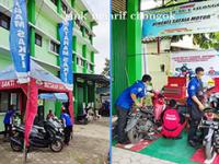 Service Murah Yamaha bersama SMK WELA